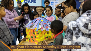 Vaughan Elementary, Saturday STEM