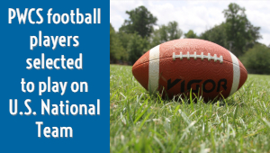 PWCS, football, international bowl