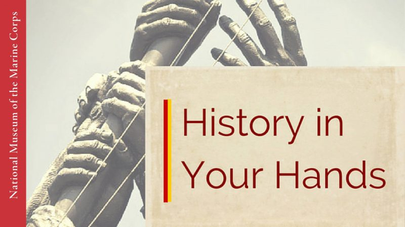 history in your hands