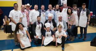 Gourmet Guys Give Back 2018