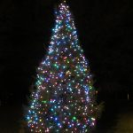 Manassas Museum, Christmas tree