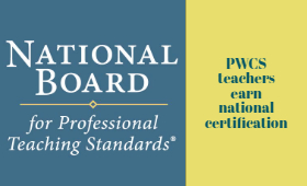 PWCS, national board certified teachers