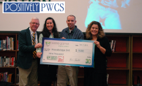 Virginia Lottery, Made in Virginia, PWCS, Woodbridge High School