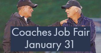 coach job fair, PWCS