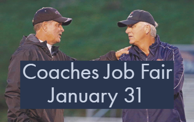 coach job fair, PWCS