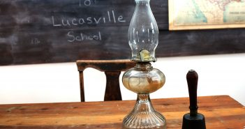 Lucasville School, PWC Historic Properties