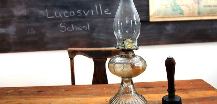 Lucasville School, PWC Historic Properties