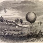Civil War, historic properties, balloons