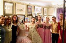 McCall Studio Gallery, exhibit, Manassas Ballet Theatre