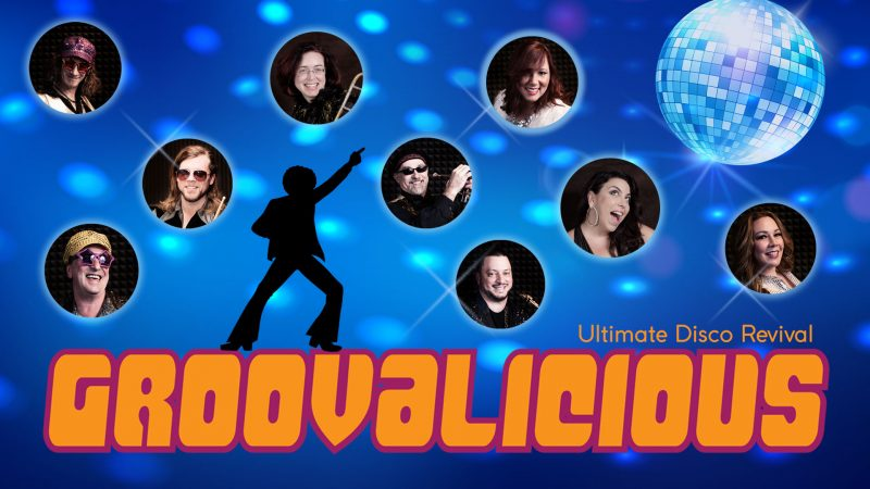 Groovalicious, Uptown Alley, boogie, disco