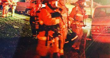 house fire Richmond Ave.