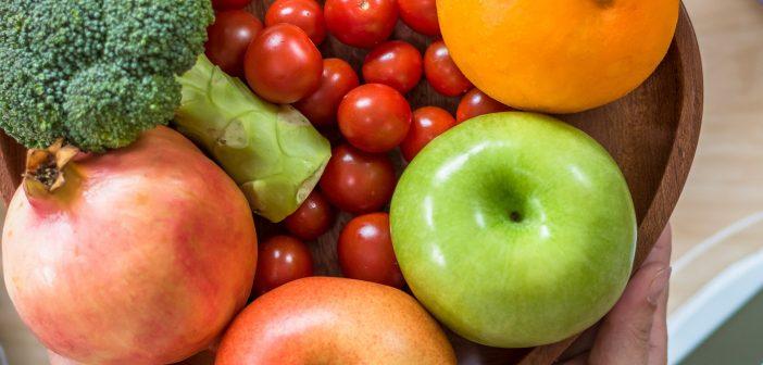 Health & Wellness 0219, fruit veggies exercise