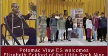 Elizabeth Eckford, PWCS, Potomac View ES