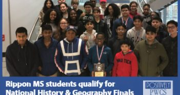 Rippon Middle School, PWCS, History BEe