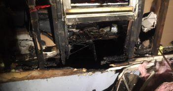 house fire, Hill Court, OWL VFD