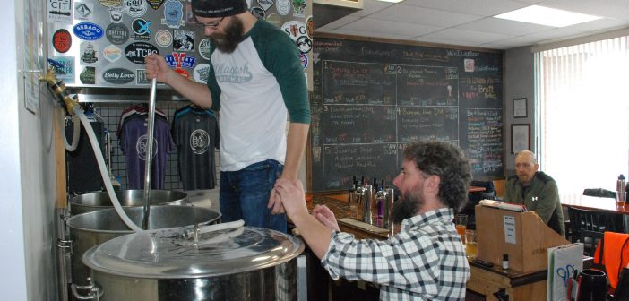 Badwolf brewing, Brewer for a Day