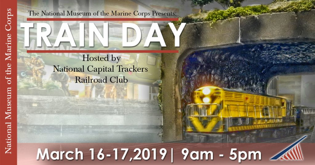 Train day, National Museum of Marine Corps