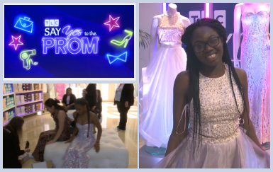 Say Yes to the Prom, Gar-Field High School