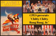 Cedar Point Elementary School, Chitty Chitty Bang Bang Jr