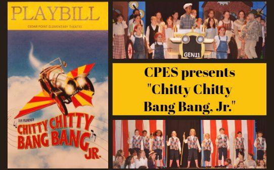 Cedar Point Elementary School, Chitty Chitty Bang Bang Jr
