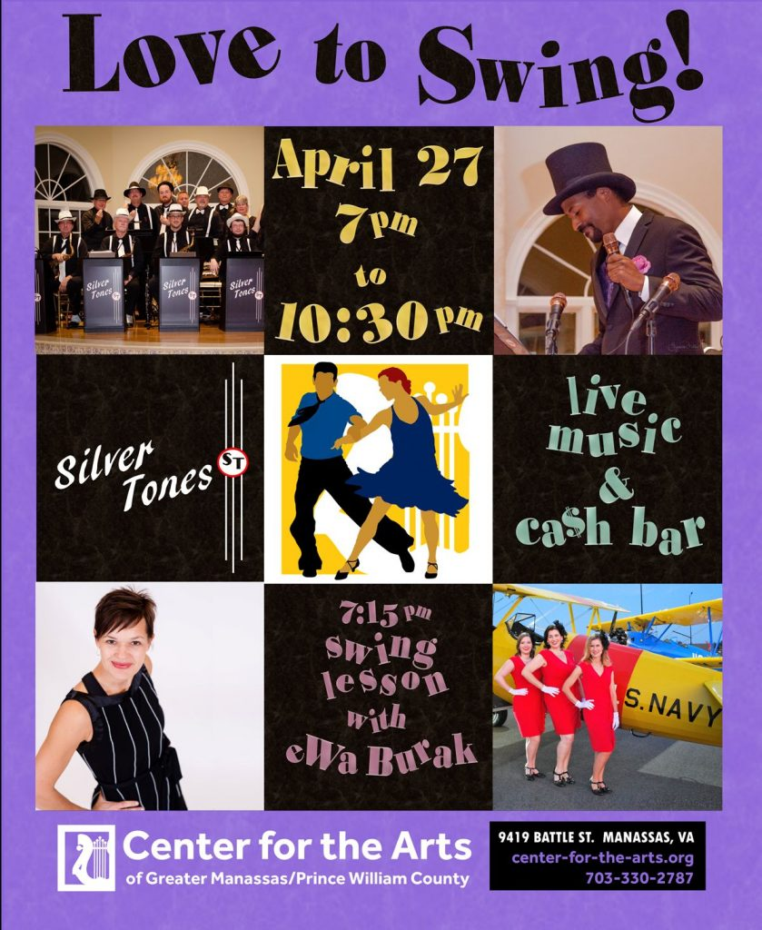 Center for the Arts, swing dance