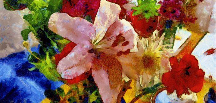 Artists Undertaking Gallery, Simply Spring, David Ernst