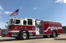 Rescue Engine, ALS, City of Manassas