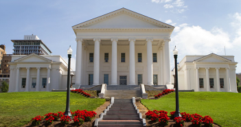 Virginia state house, legislation, government