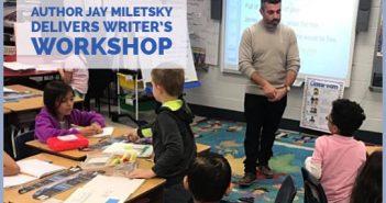 Featherstone Elementary, PWCE, Jay Miletsky