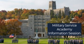 military service academy, pwcs