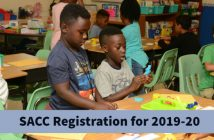 SACC, registration