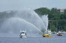 Occoquan River, blessing of the fleet
