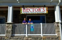 Hector's of Nokesville, local flavor 0519