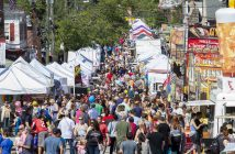 Occoquan arts and crafts show