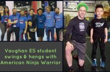 Ninja, vaughan elementary