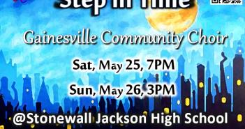 gainesville community choir
