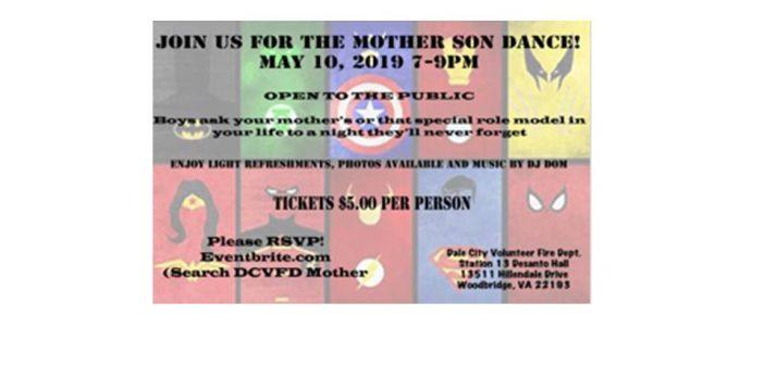 Mother Son Dance, Dale City VFD