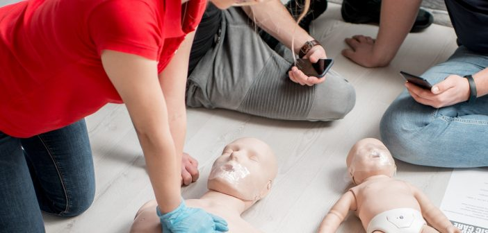 CPR, stop the bleed, lifelong learning 0519