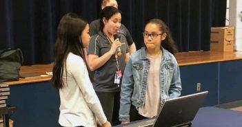bridging the gap, Belmont Elementary School