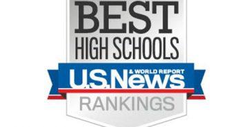 best high schools, US News & World Report