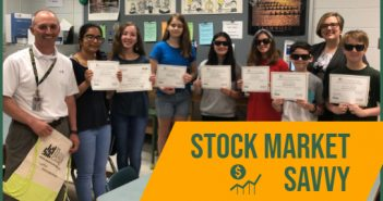 PWCS, stock market game