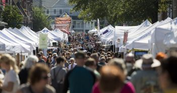 occoquan, arts & crafts show