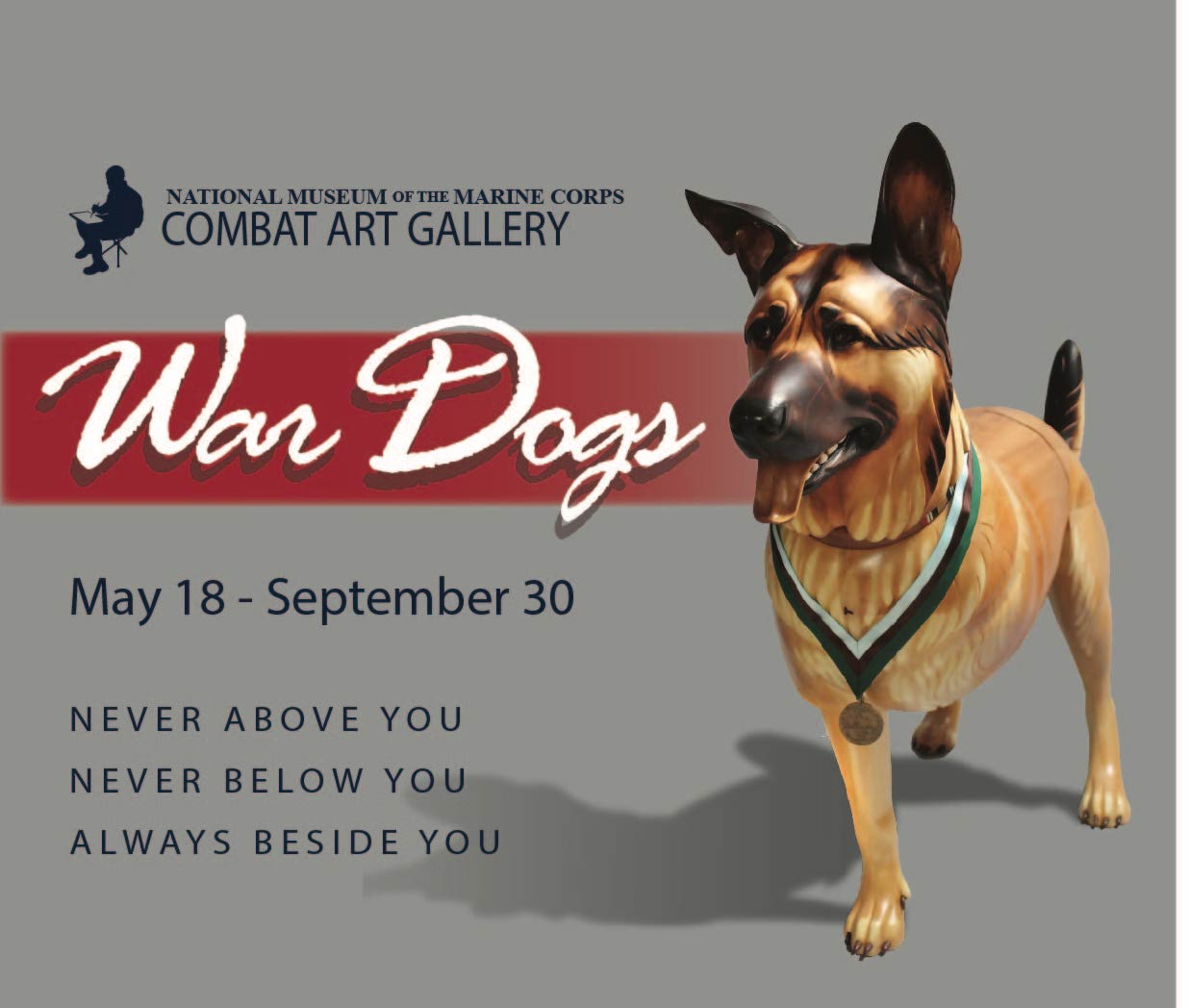 War Dogs, National Museum of the marine corp