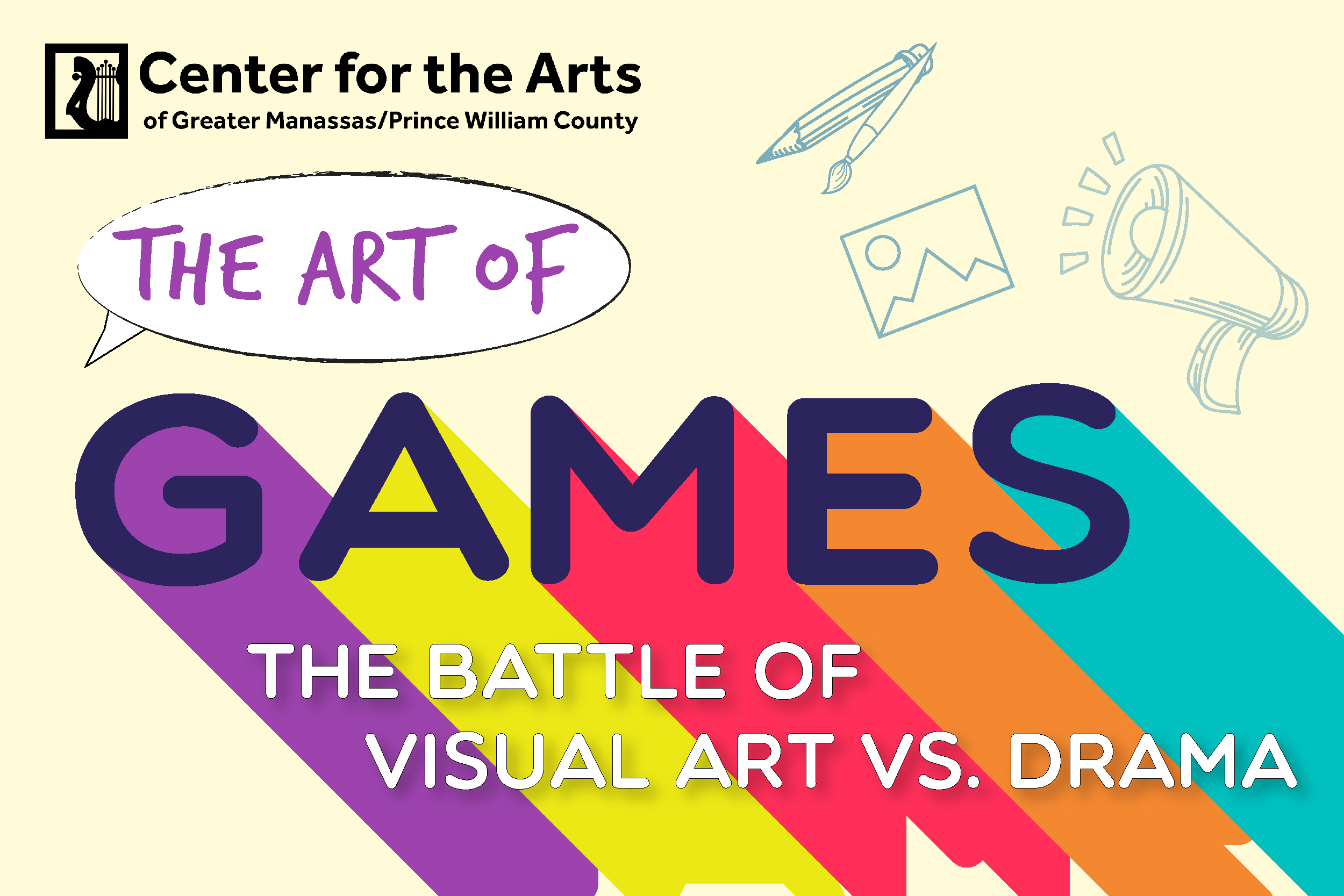 art of games, center for the arts