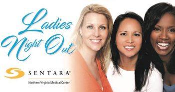 Sentara, ladies night out