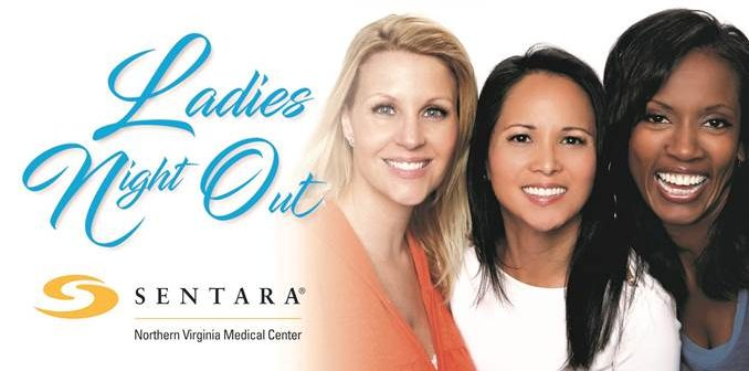 Sentara, ladies night out