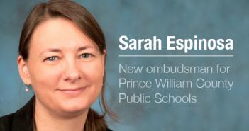 ombudsman, PWCS, Sarah Espinosa