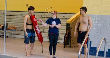 Manassas Park Community Center, lifeguard camp