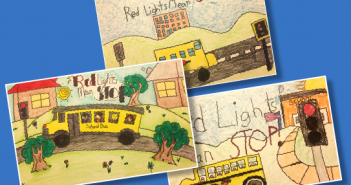 bus safety poster PWCS