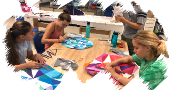 summer art enrichment, PWCS
